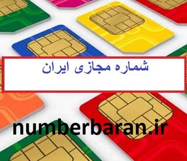 خرید شماره مجازی ایران
